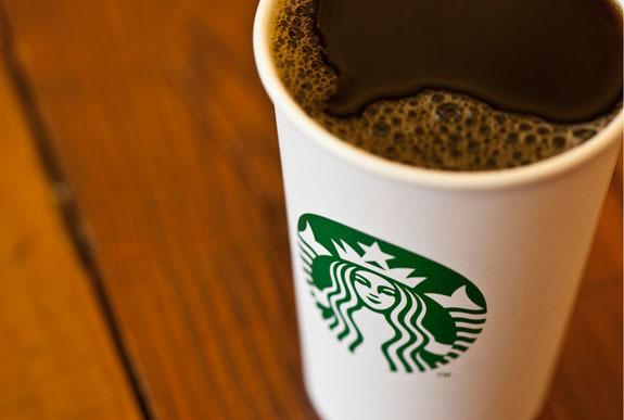 Starbucks Logo Change. New Starbucks Logo - The