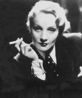 Marl�ne Dietrich Stage