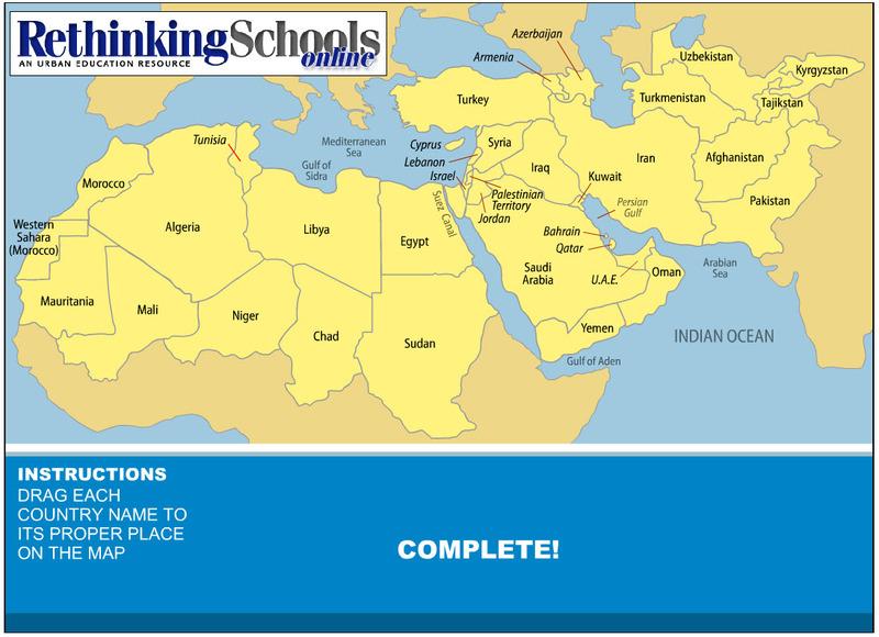Muslim World 3